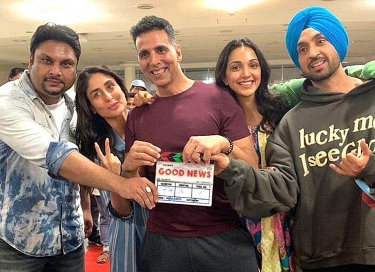 Akshay Kumar, Kareena Kapoor Khan's 'Good News' renamed 'Good Newwz'