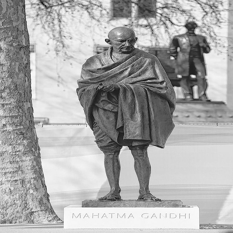 Shaping of the future: It is Gandhi's time again