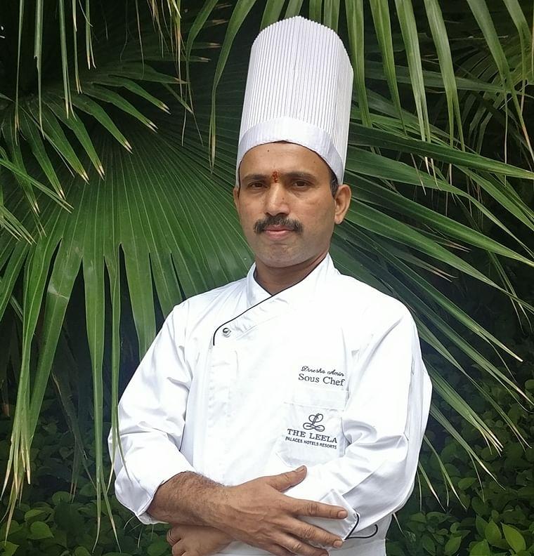 Chef Dinesha Amin, The Leela - Avial