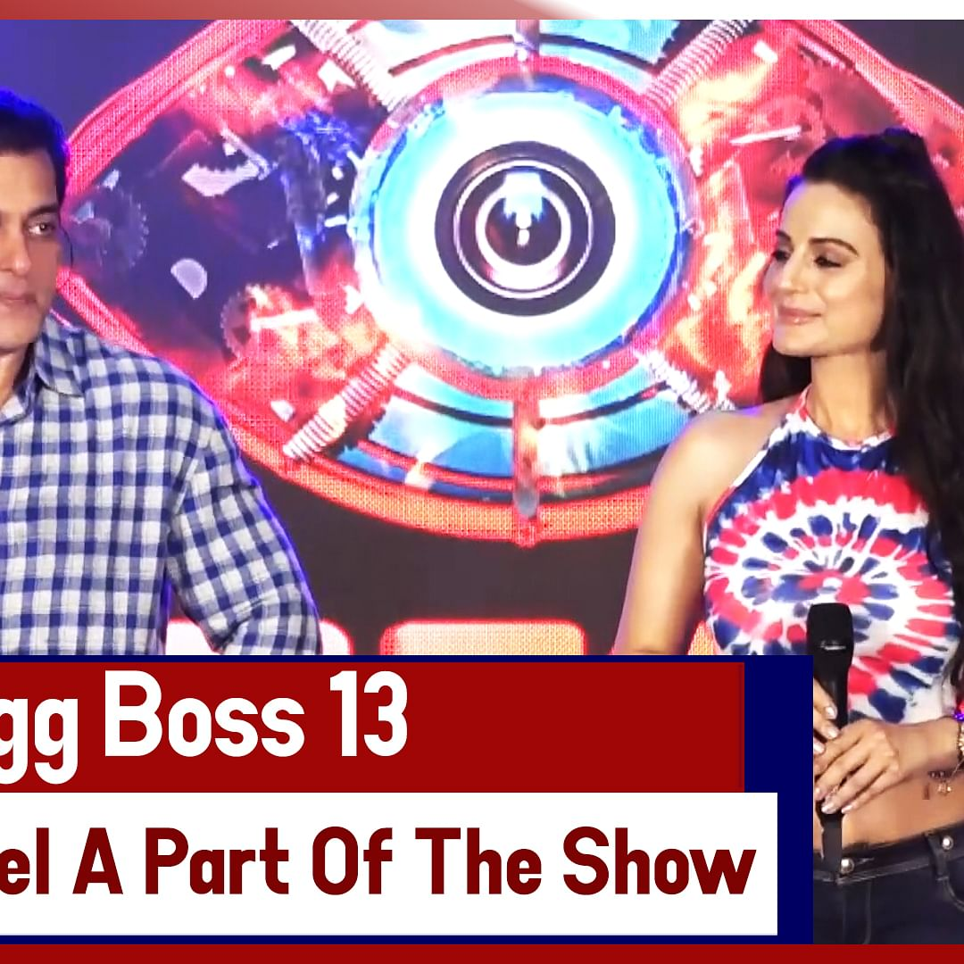 Bigg Boss 13: Salman khan Introduces Ameesha Patel A Part Of The Show