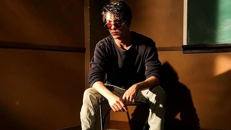 Fans are losing their calm over Aryan Khan's latest picture on Instagram