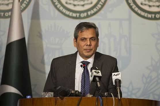 Pakistan's High Commissioner to Britain Nafees Zakaria