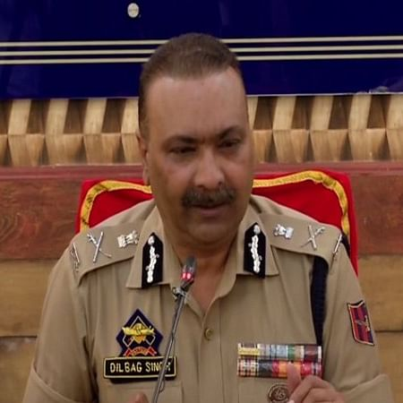 No fresh recruitment of local youth among militant ranks in J-K: DGP Dilbag Singh