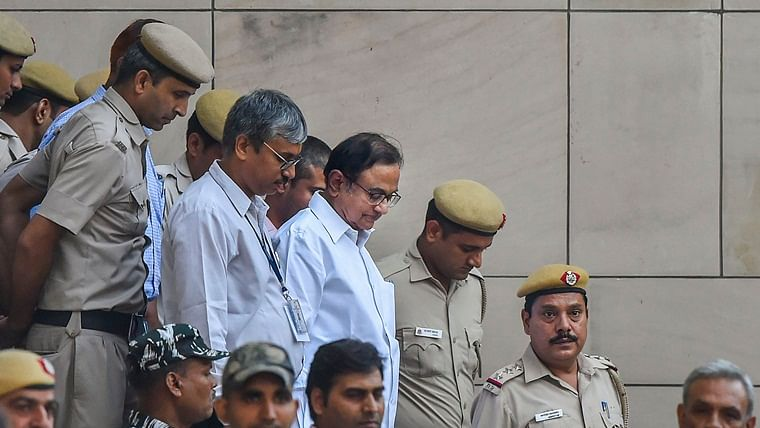 Chidambaram faces ED arrest after SC refuses bail plea