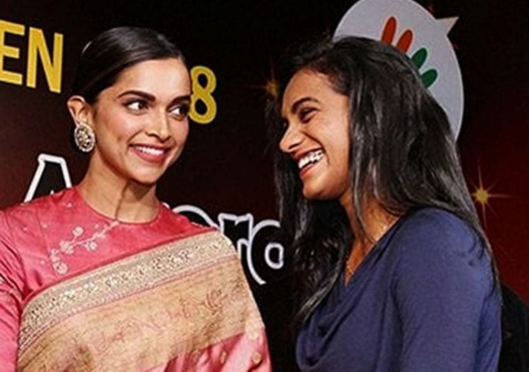Love you champ: Deepika Padukone lauds badminton player PV Sindhu