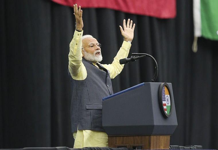'Majama che, sob khub bhalo': PM Narendra Modi says at 'Howdy Modi'