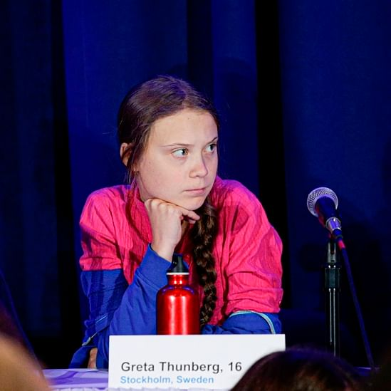 Delhi Police book creators of 'toolkit' flashed by Greta Thunberg online for sedition