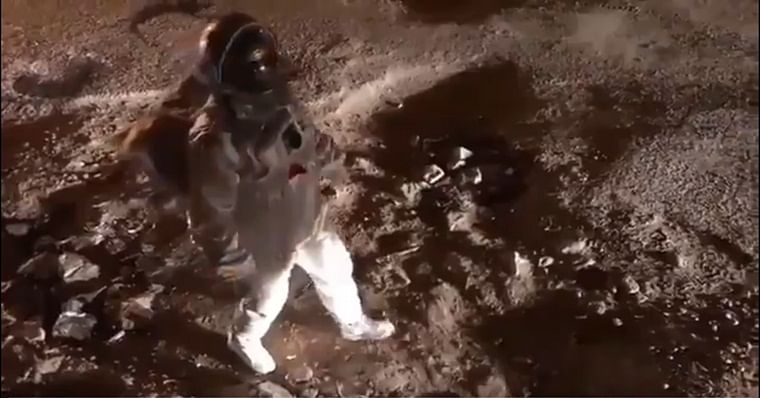 Forget Chandrayaan 2, Bengaluru man's moonwalk video hits the viral note