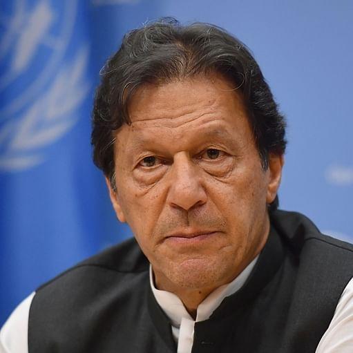 Seems Sharif recovered with a glance at aeroplane: Imran Khan