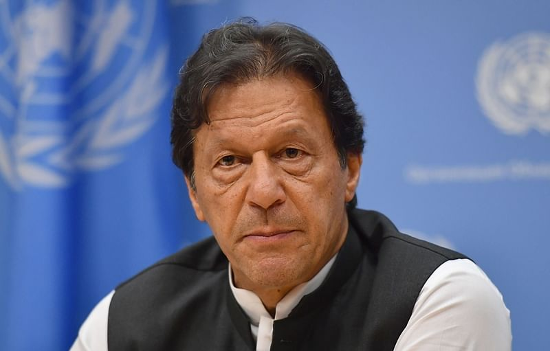 'Terrible atmosphere' to play cricket with India: Pakistan PM Imran Khan