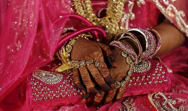 Rs 50 Lakh Dowry: Greedy hubby, kin booked after plaint in Indore