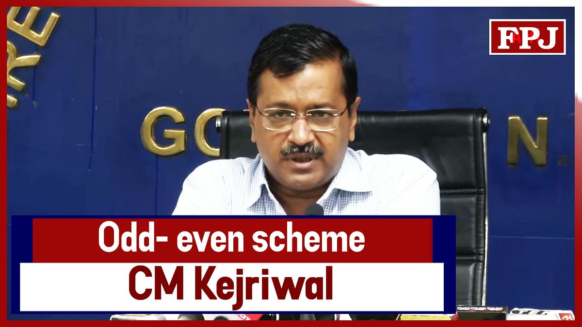 Are you exempted from Kejriwal's Odd-Even scheme? Find out