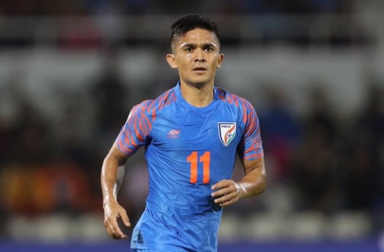 Dear India, that's my team & those are my boys: Sunil Chhetri after team's loss to Qatar