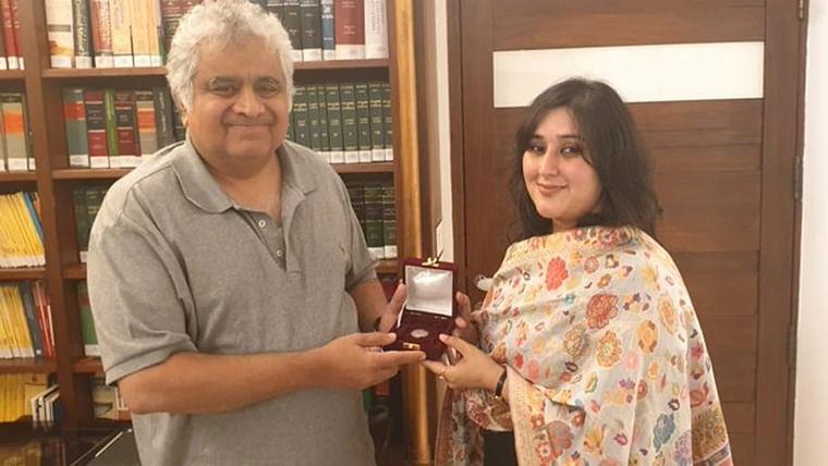 Sushma Swaraj's daughter fulfils her mother's last wish