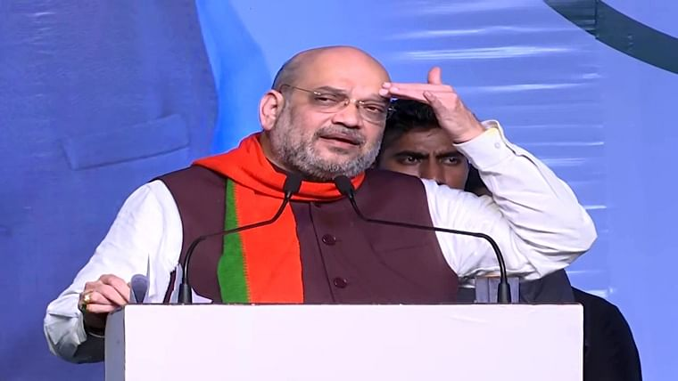 Except Sharad Pawar and Prithviraj Chavan, no one will remain in their respective parties: Amit Shah