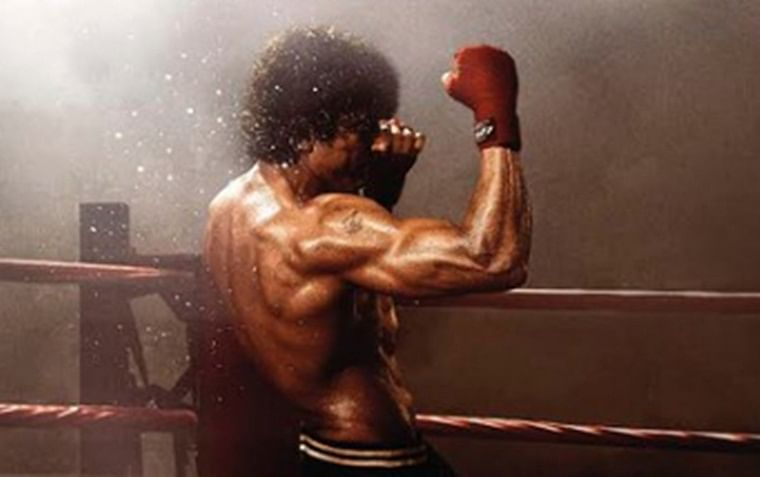 Toofan First Look: Farhan Akhtar flaunts his chiseled body as a boxer