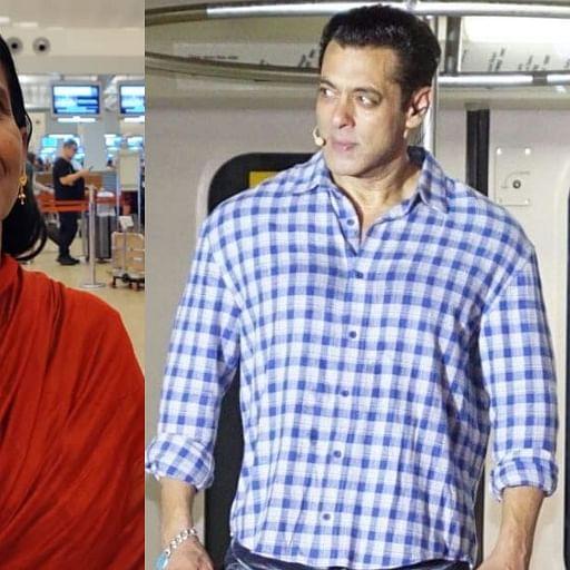I have done nothing like that: Salman Khan on 'gifting flat' to Ranu Mondal