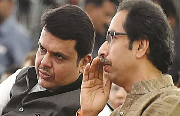 Shiv Sena cedes big brother space to BJP