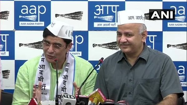 Ex-Jharkhand Congress chief Ajoy Kumar joins AAP