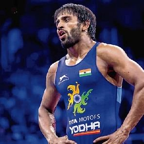 Bajrang Punia and Ravi Kumar seal Tokyo berths despite loss in semis