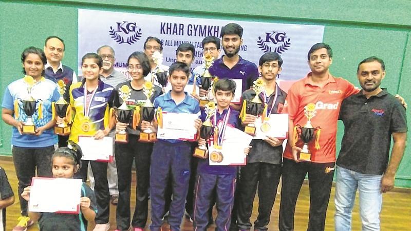 Ravindra Kotiyan, Mamata Prabhu emerge champions