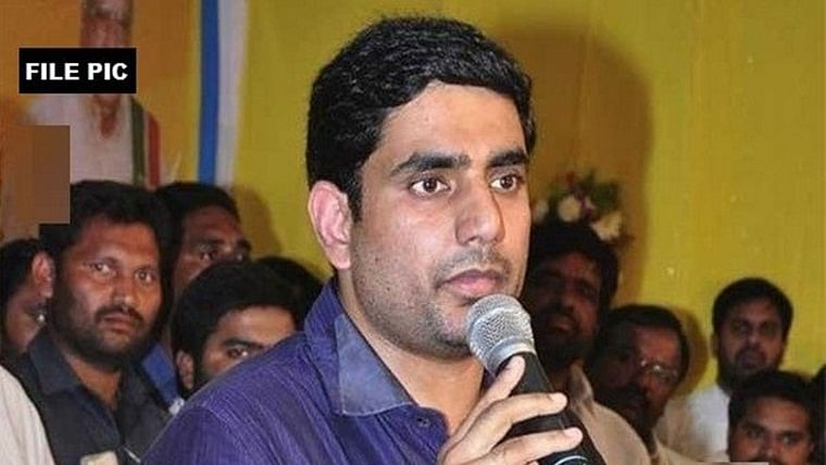 Jagan Reddy government is dictatorial, has murdered democracy: Nara Lokesh after detention