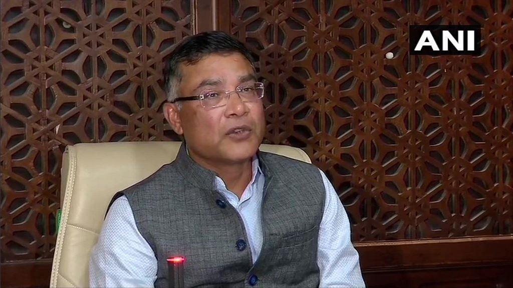 Shailendra Kumar, Chief Electoral Officer, Srinagar.