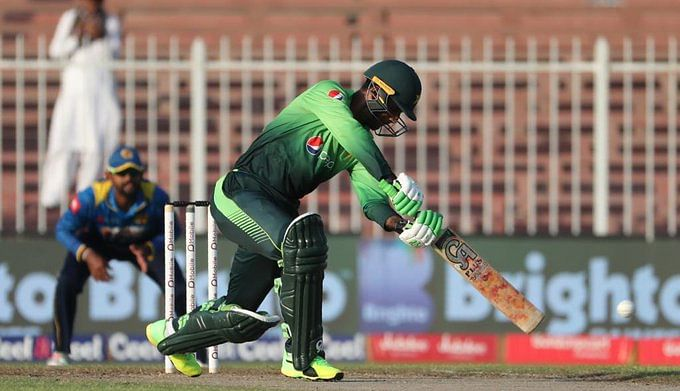 Cricket Score - Pakistan vs Sri Lanka: Pakistan won by 67 runs