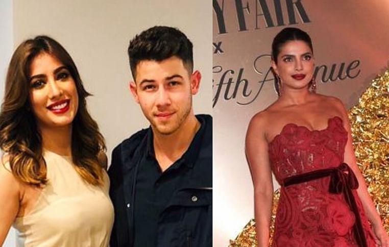 After slamming Priyanka Chopra, 'venting Pakistani girl', Mehwish Hayat snapped with Nick Jonas