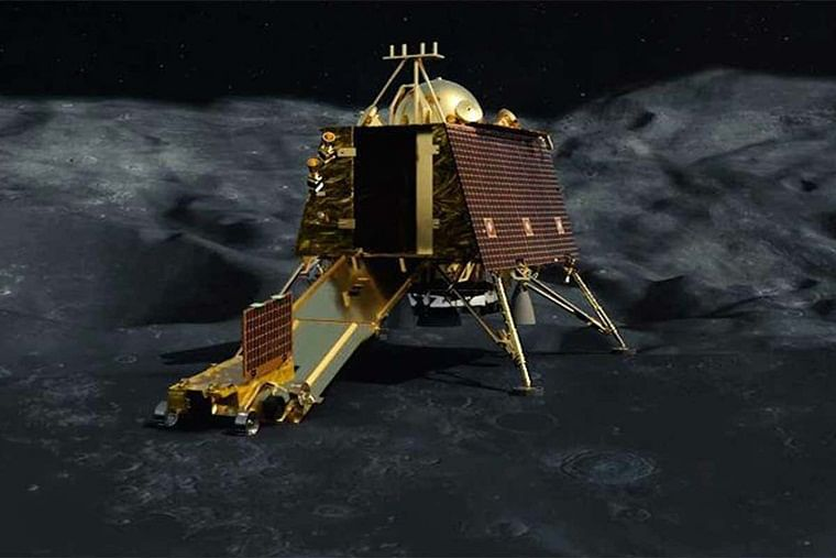 Moon lander Vikram still intact and not broken into pieces: ISRO official