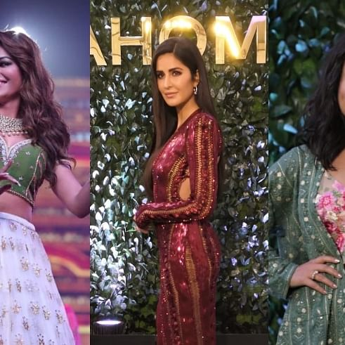 Galaxy of B-town stars dazzles on the green carpet at IIFA Rocks 2019