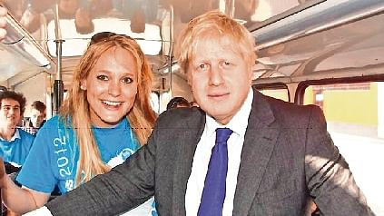 Boris Johnson faces probe for US businesswoman links