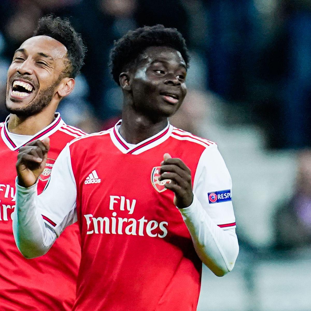 Europa League: Arsenal, Rangers garner full points