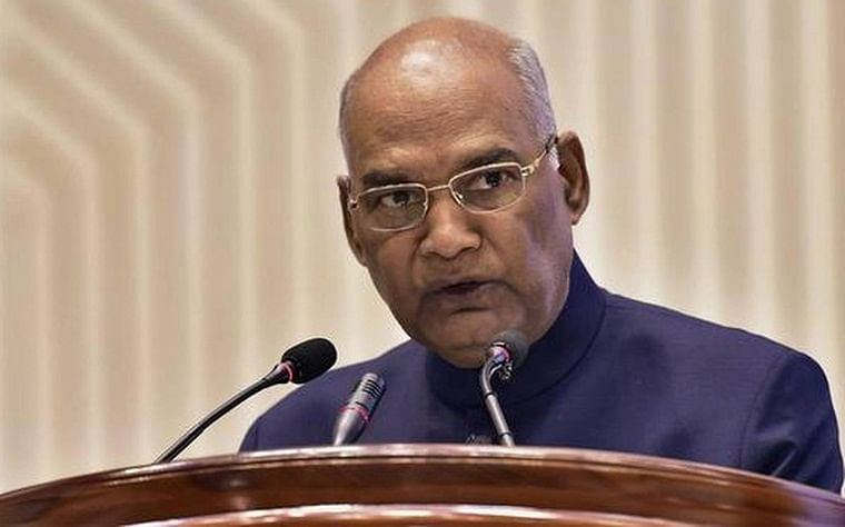 President Ram Nath Kovind gives assent to Jammu and Kashmir Official Languages Bill