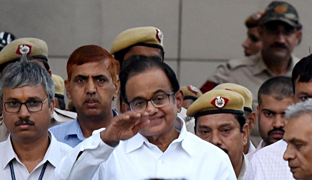 INX Media case: P Chidambaram to remain in CBI custody for two more days
