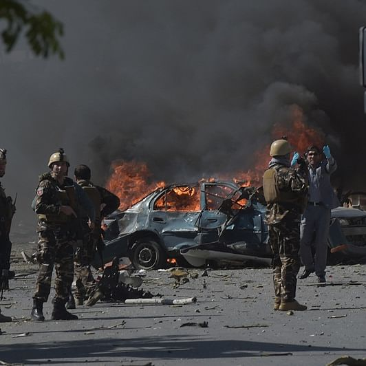 Death toll rises to 16 dead, more than 100 injured in Kabul blast: Official