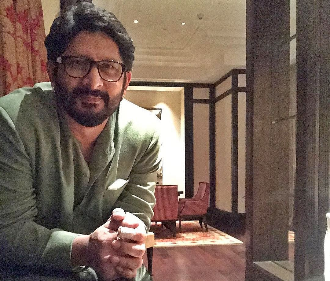 Chandrayaan 2: Arshad Warsi mocks Pakistan with a video of rocket-like balloon