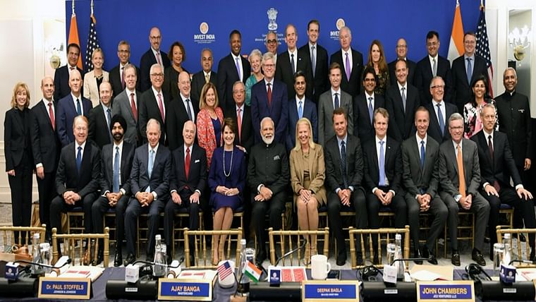 Top CEOs from the glob praise PM Narendra Modi, express keenness to invest in India