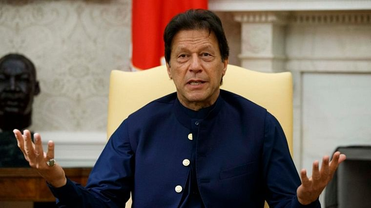 CPEC to help boost Pakistan's development: Imran Khan