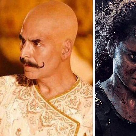 Akshay Kumar's 'Prithviraj' to clash with Kangana Ranaut's 'Dhaakad' on Diwali 2020