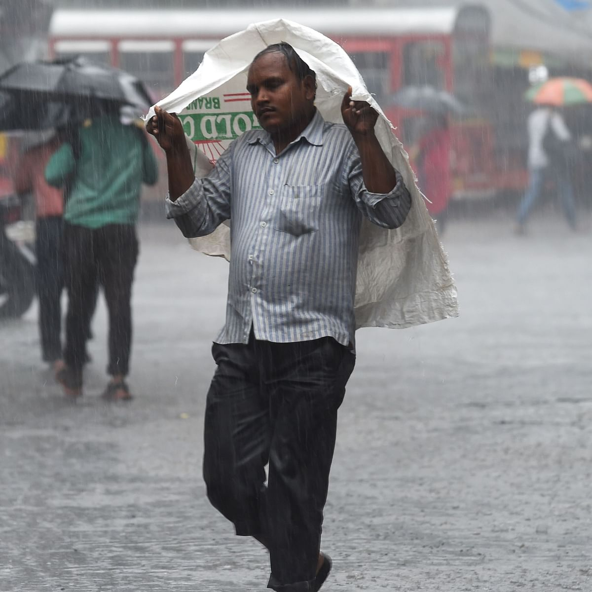 'It rains anytime': #MumbaiRains trends as city receives light drizzles in December