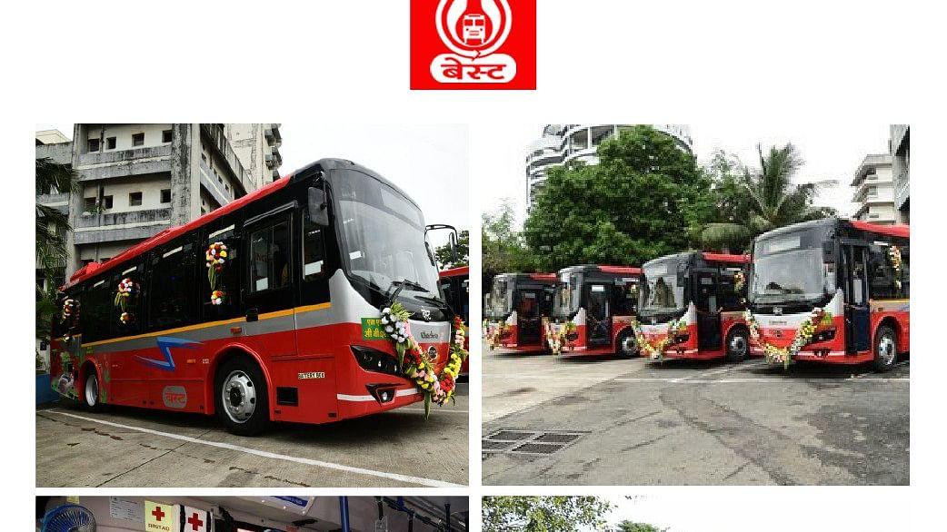 BEST Electric Buses