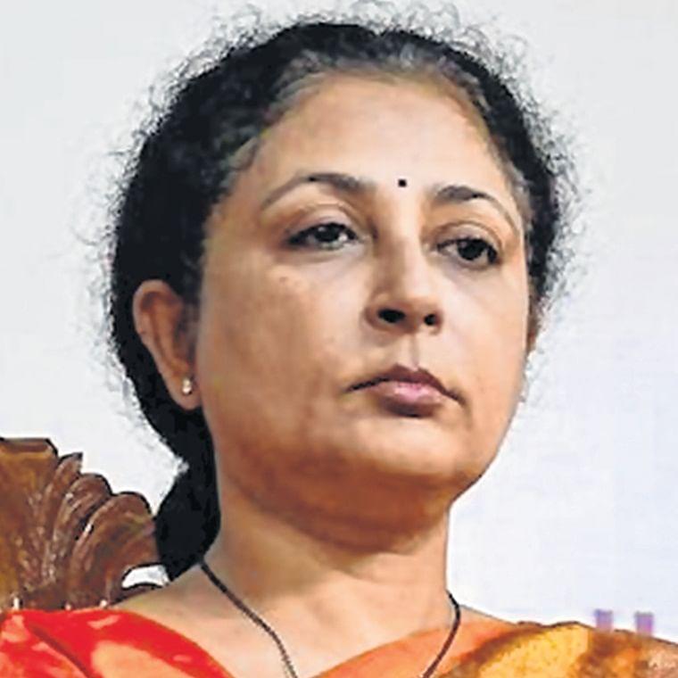 Upset over transfer, Madras CJ Vijaya Tahilramani to resign