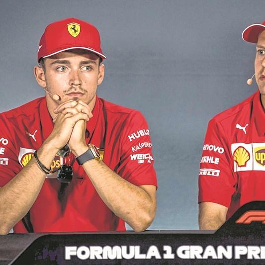 Ferrari aim for back-to-back wins
