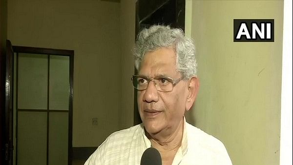 Communist Party of India leader Sitaram Yechury