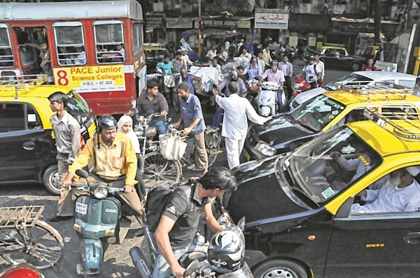 Mumbai: 1.45 lakh traffic violators but only 1 licence suspended