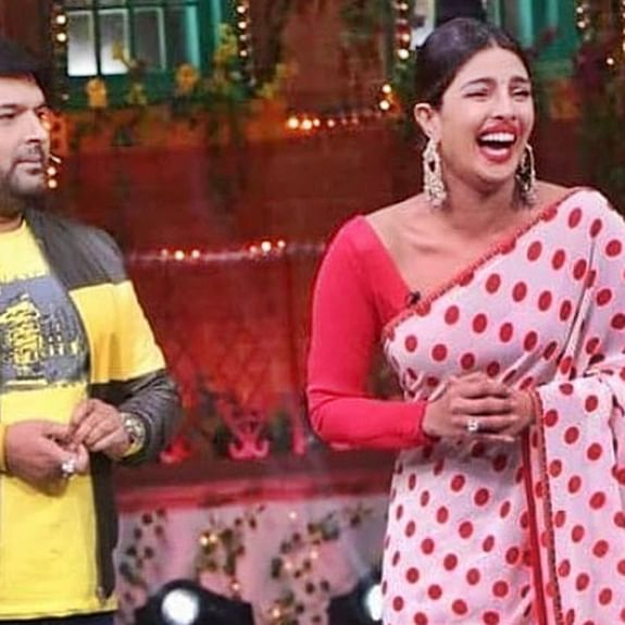 Priyanka Chopra asks Kapil Sharma to choose between Rs 2 crore and 6 hot girls, check out his hilarious response
