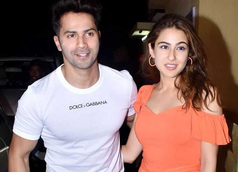 Coolie No 1: Varun Dhawan, Sara Ali Khan starrer suffers loss of Rs 2.5 Cr after fire incident