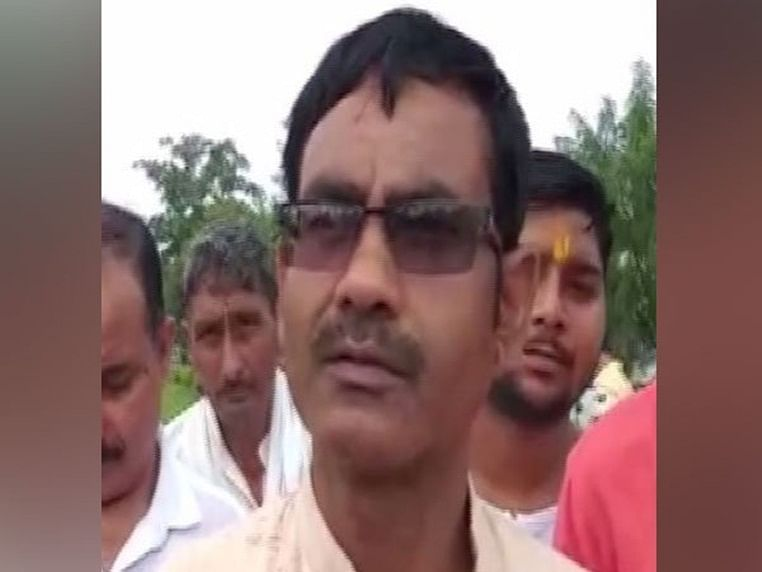 BJP legislator Vikram Singh Saini