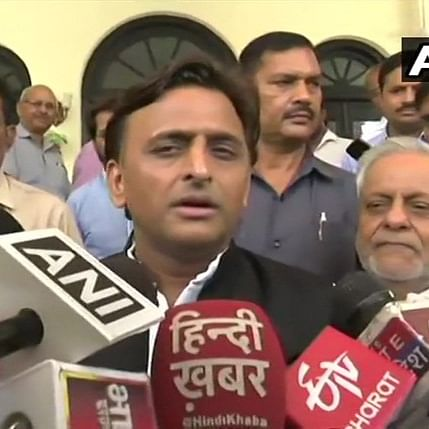 Modi govt will end up creating many records of historic downfalls, says Akhilesh Yadav